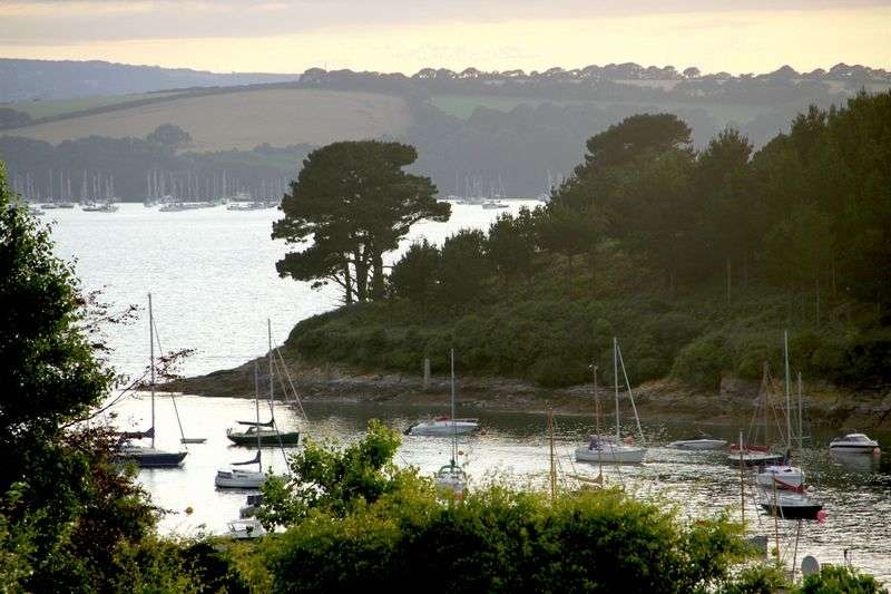 5 Bedrooms Detached House for sale in St Just in Roseland, St Mawes