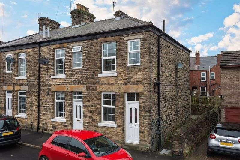 2 Bedrooms Terraced House for sale in Benty Lane, Crosspool, Sheffield