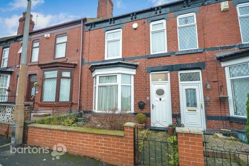 3 Bedrooms Terraced House for sale in Alexandra Road,, Mexborough, S64