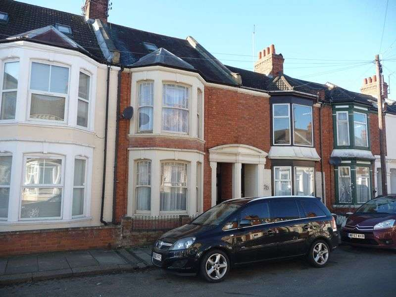 4 Bedrooms Terraced House for sale in Lutterworth Road, Northampton