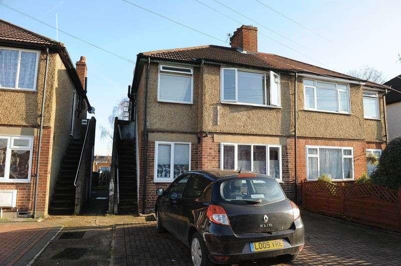 2 Bedrooms Flat for sale in Braund Avenue, Greenford