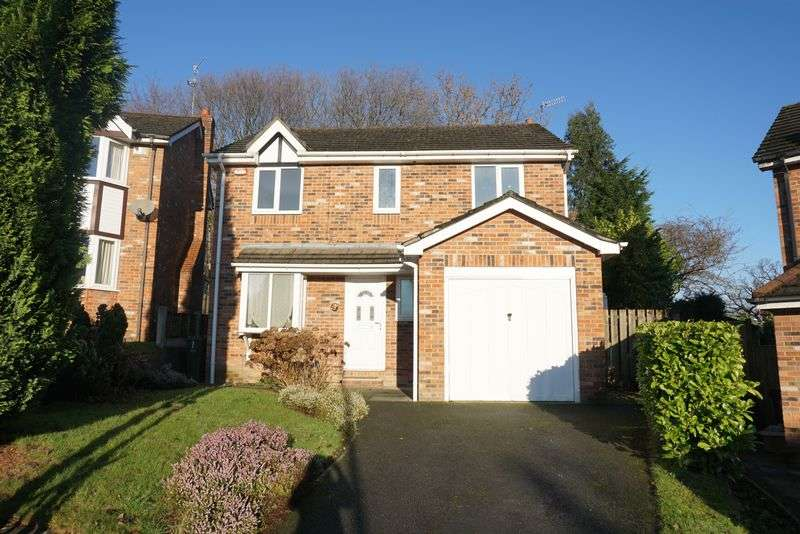 4 Bedrooms Detached House for sale in Mallards Reach, Romiley