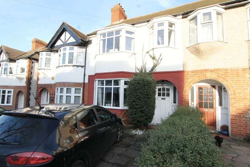 3 Bedrooms Terraced House for sale in Stoughton Avenue, Sutton