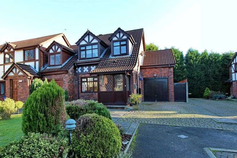 3 Bedrooms Mews House for sale in Tudor Court, Prestwich, Manchester