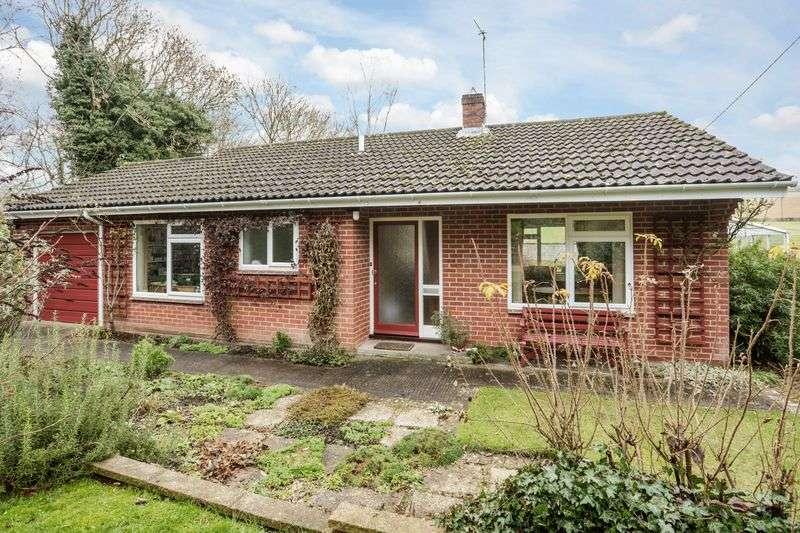 2 Bedrooms Detached Bungalow for sale in Emms Lane, Bratton