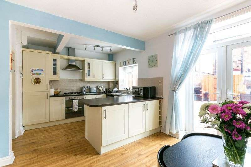 3 Bedrooms Terraced House for sale in Wright Street, Whelley, WN1 3PJ