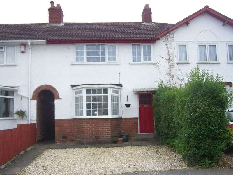 3 Bedrooms Terraced House for sale in Lanchester Road, Kings Norton, Birmingham