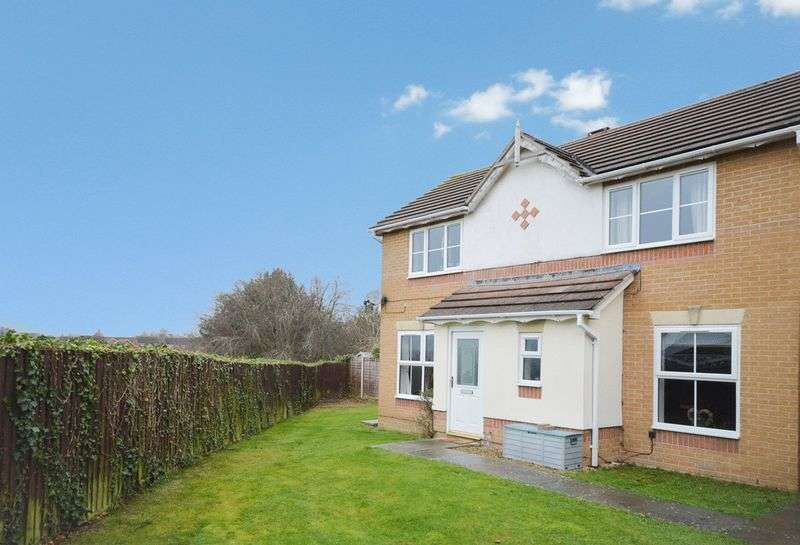 3 Bedrooms Detached House for sale in Ermine Street, Yeovil
