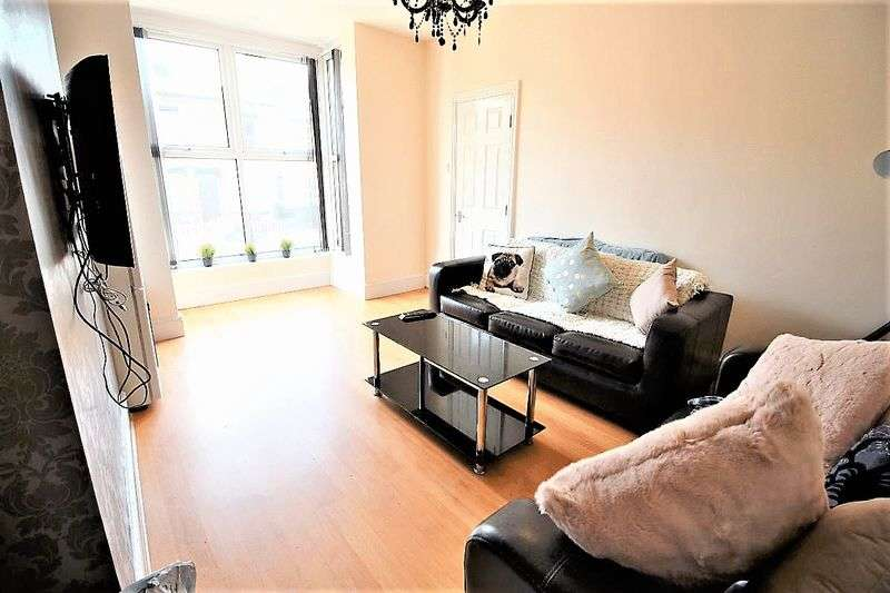 6 Bedrooms House for rent in Treelawn Avenue, Headingley, LS6 3JR