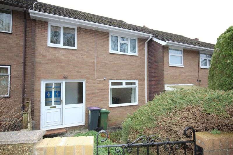 3 Bedrooms Terraced House for sale in Coed Garw, Croesyceiliog, Cwmbran