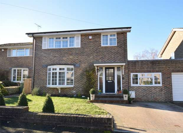 3 Bedrooms Detached House for sale in 24 Scotts Way, RIVERHEAD, SEVENOAKS, Kent
