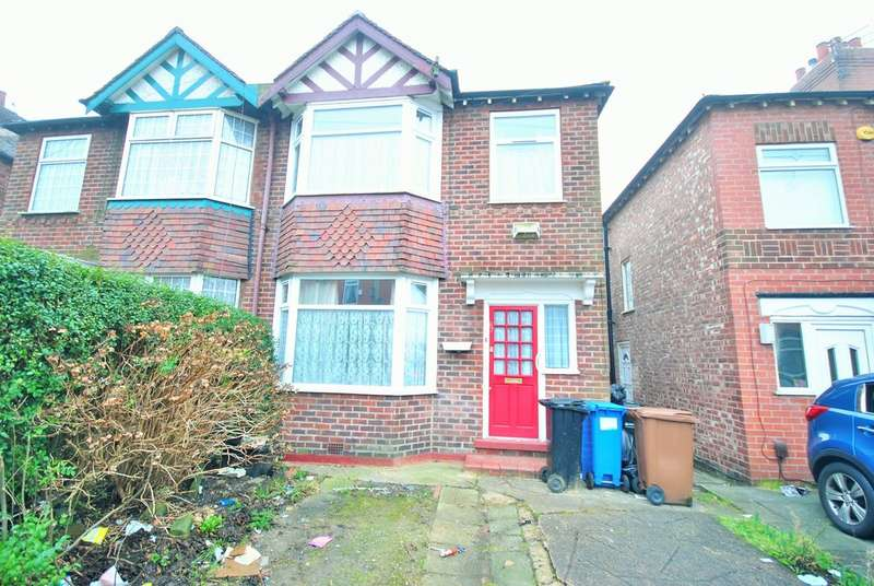 3 Bedrooms Semi Detached House for sale in Cheadle Old Road , Edgeley