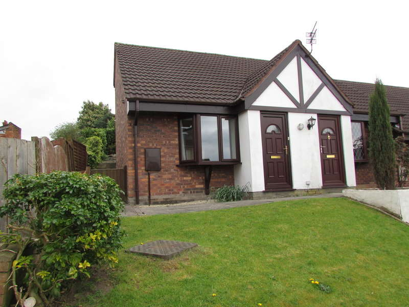 1 Bedroom Mews House for sale in Northwich, Cheshire