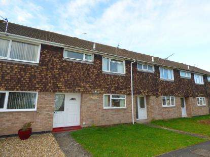 3 Bedrooms Terraced House for sale in Tamar Road, Weston-super-Mare