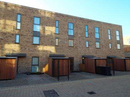 3 Bedrooms Terraced House for sale in Trumpington, Cambridge, Cambridgeshire