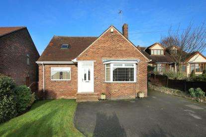 3 Bedrooms Bungalow for sale in East Bawtry Road, Rotherham, South Yorkshire