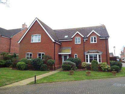 5 Bedrooms Detached House for sale in The Pines, Bushby, Leicester, Leicestershire