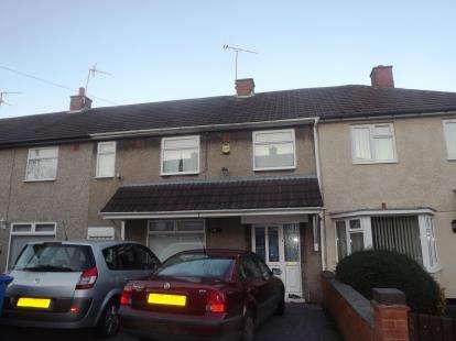 3 Bedrooms Terraced House for sale in Embankment Close, Derby, Derbyshire