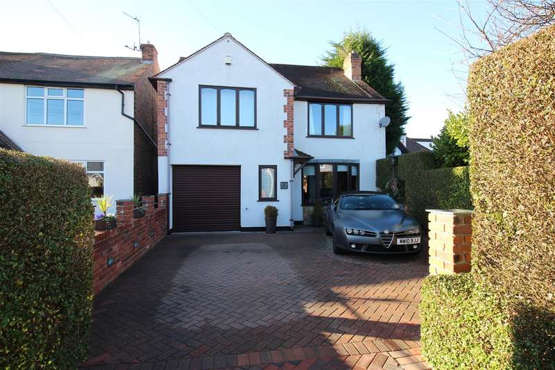 3 Bedrooms Property for sale in Attenborough Lane, Chilwell, Nottingham