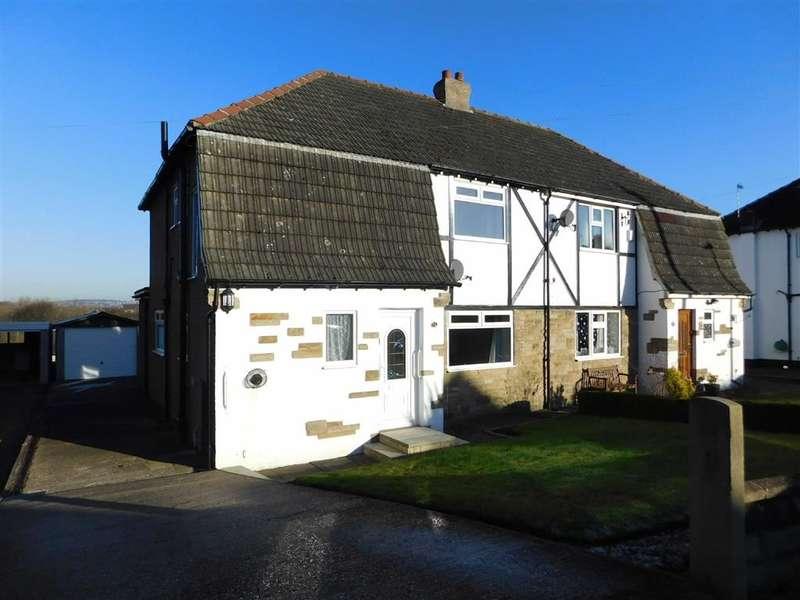 3 Bedrooms Property for sale in 12, Templar Drive, Almondbury, Huddersfield