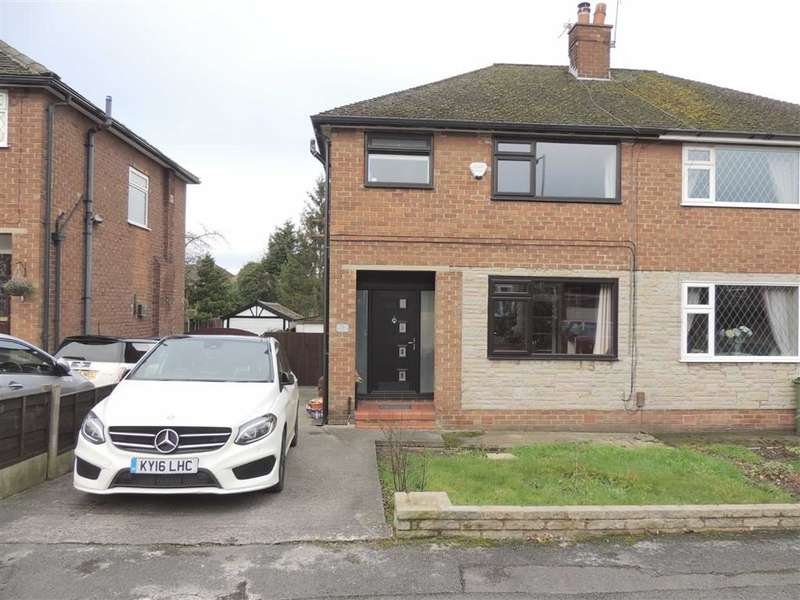 3 Bedrooms Property for sale in Poise Close, Hazel Grove, Stockport