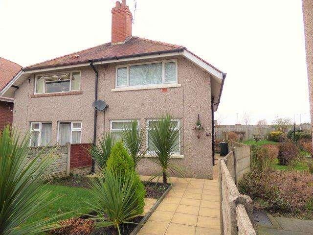2 Bedrooms Semi Detached House for sale in Christie Avenue, Morecambe, Lancashire, LA4 5UN