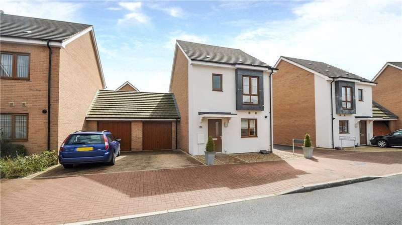 3 Bedrooms Link Detached House for sale in Highpath Way, Basingstoke, RG24
