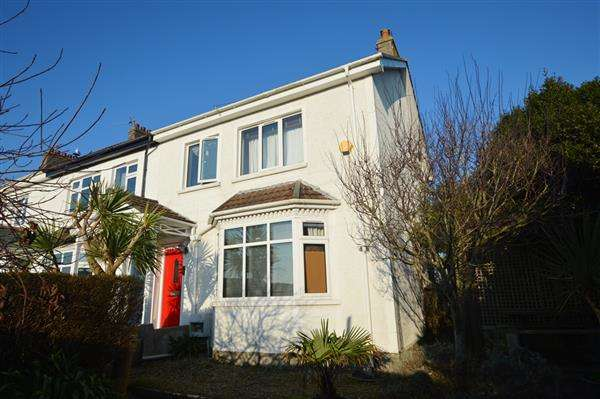 4 Bedrooms Semi Detached House for sale in FALMOUTH