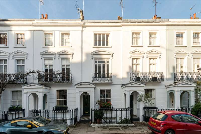 2 Bedrooms Terraced House for sale in Chalcot Crescent, Primrose Hill, London, NW1