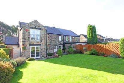 4 Bedrooms Cottage House for sale in Carr Lane, Dronfield Woodhouse, Dronfield, Derbyshire