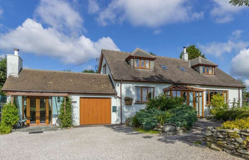 4 Bedrooms Detached Bungalow for sale in Meadow Bank, Wood Broughton, Cartmel