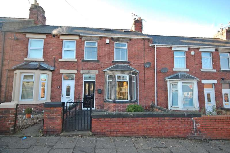 3 Bedrooms Terraced House for sale in Ivy Terrace, Langley Park, Durham