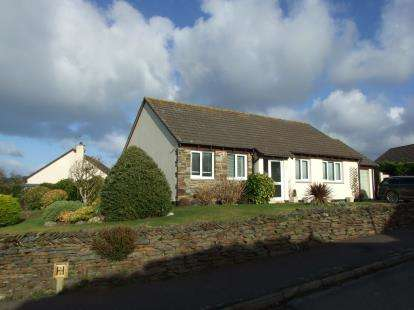 3 Bedrooms Bungalow for sale in St. Teath, Bodmin, Cornwall