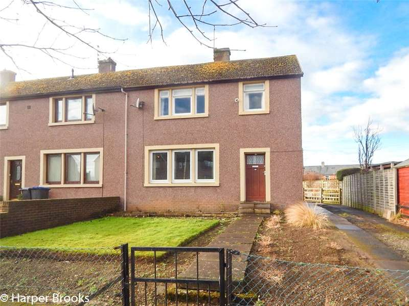 3 Bedrooms Semi Detached House for sale in Inchmead Drive, Kelso, Scottish Borders, TD5