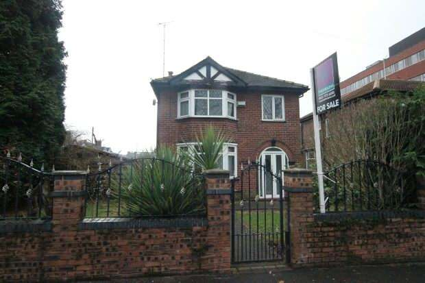 4 Bedrooms Detached House for sale in Sibson Road, Sale