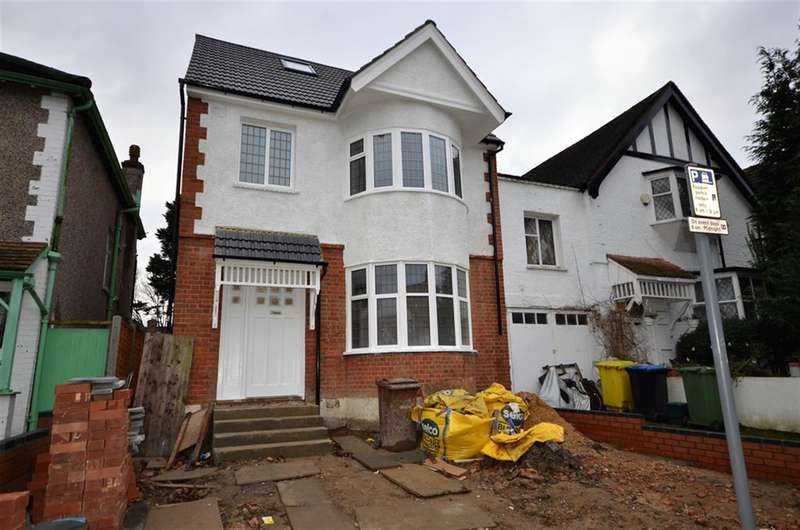 6 Bedrooms Commercial Property for sale in Braemar Avenue , Wembley, Middlesex, HA0 4QW
