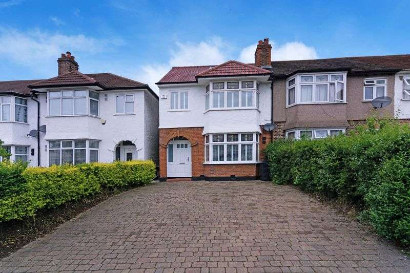 4 Bedrooms Terraced House for sale in Greyhound Lane, Streatham, London