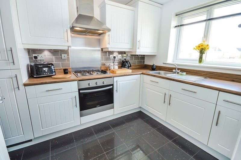 3 Bedrooms Semi Detached House for sale in Fred Edwards Park, Rawmarsh, Rotherham