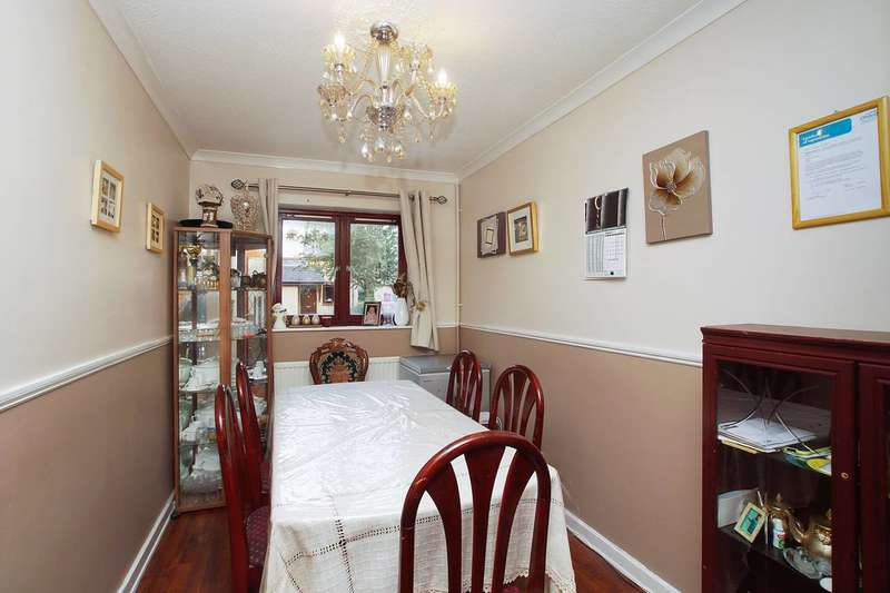 4 Bedrooms House for sale in Willow Tree Close, Bow, E3