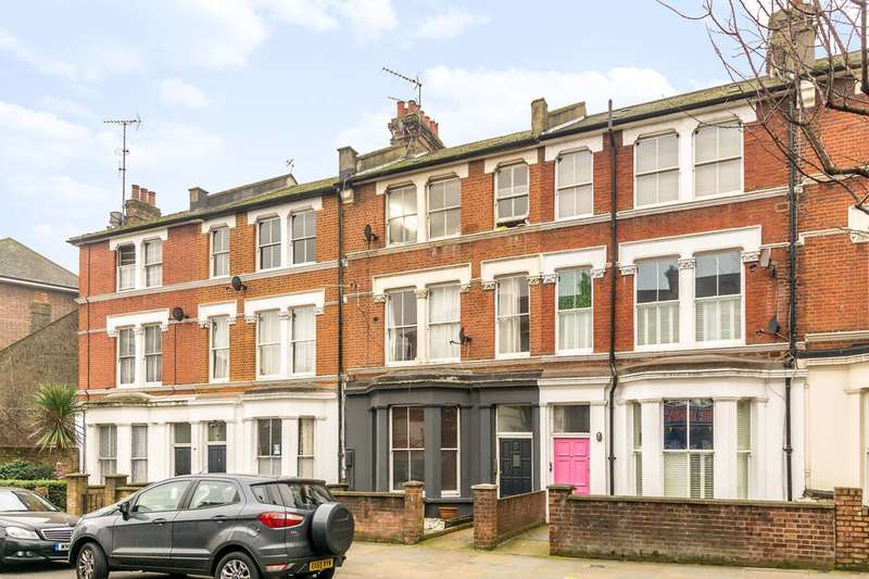 2 Bedrooms Flat for sale in St Helens Gardens, North Kensington, W10