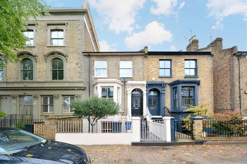 5 Bedrooms Terraced House for sale in Penshurst Road,