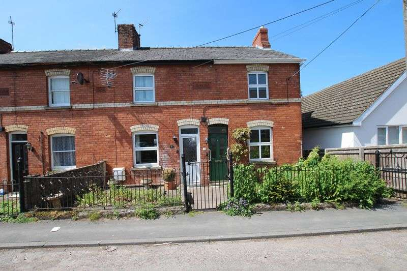 2 Bedrooms Terraced House for sale in ROSS-ON-WYE