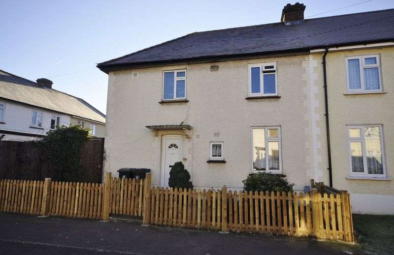 3 Bedrooms Semi Detached House for sale in Harold Crescent, Waltham Abbey