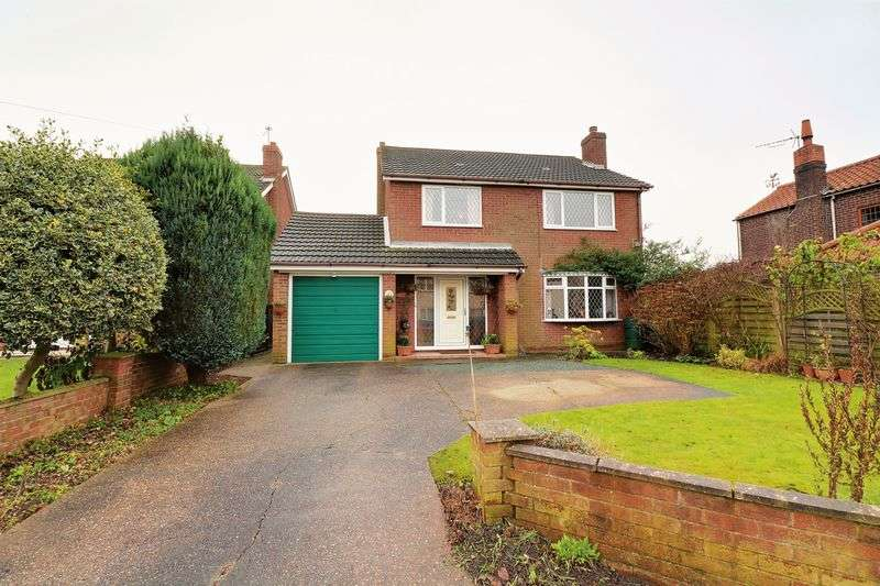 3 Bedrooms Detached House for sale in Linden House, High Street, Wooton