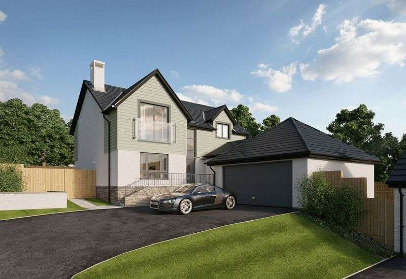 4 Bedrooms Property for sale in The Breaksea Plot 10, Craig Yr Eos Avenue, Ogmore-by-Sea