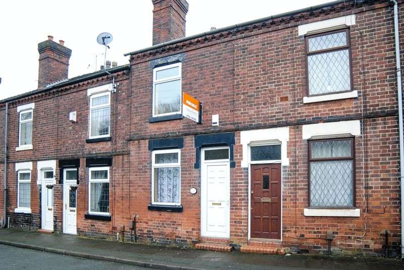2 Bedrooms Terraced House for sale in Chilton Street, Heron Cross, Stoke-On-Trent, ST4 3AU