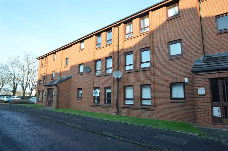 2 Bedrooms Apartment Flat for sale in Caird Gardens, Hamilton