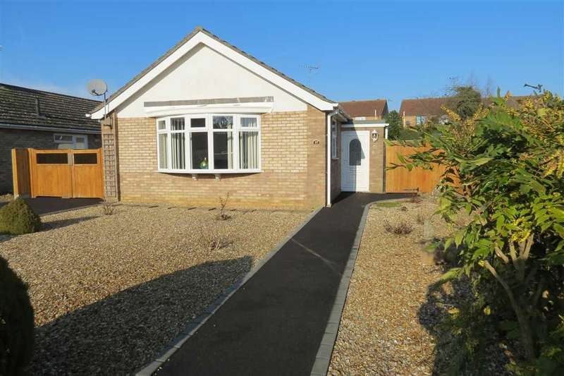 3 Bedrooms Detached Bungalow for sale in Millview Road, Heckington