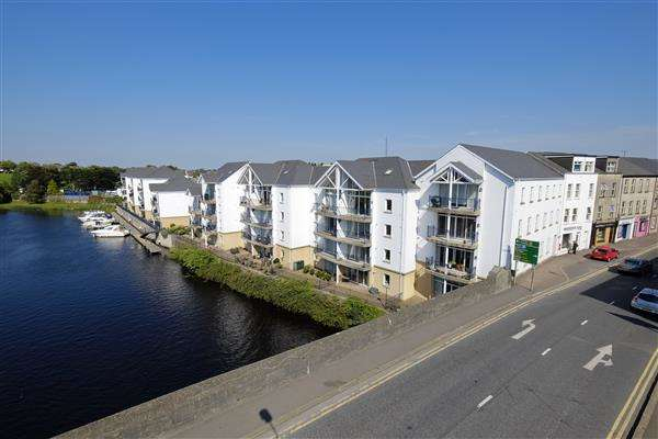 3 Bedrooms Apartment Flat for sale in A3 Portora Wharf