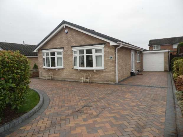 3 Bedrooms Detached Bungalow for sale in Bellerby Road Skellow Doncaster